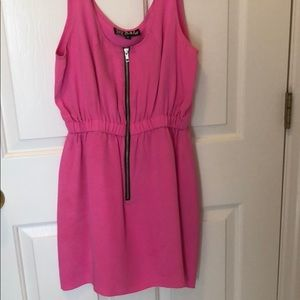 Anlo dress  Hot pink